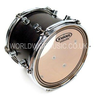 evans ec2 clear standard tom tom drum head pack 12 13 16 etp ec2sclr s. Black Bedroom Furniture Sets. Home Design Ideas